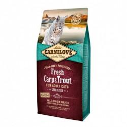 Carnilove chat stérilisés...