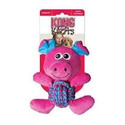 Jouet Kong Weave Pig pour...