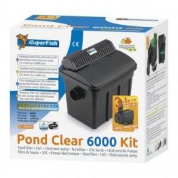 Super fish pond clear 6000...