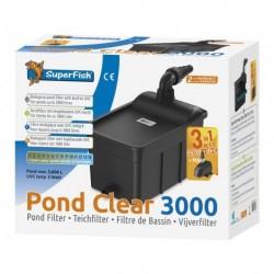Super Fish Pond Clear 3000...
