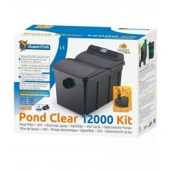 Super Fish Pond Clear 12000...