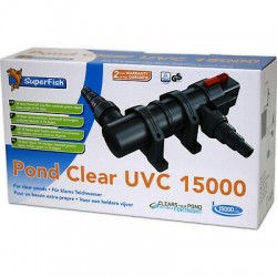 Super fish Pond Clear UVC...