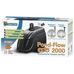 Super fish Pond-Flow eco 2000