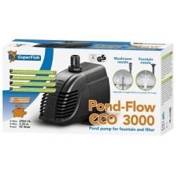 Super fish Pond-Flow ECO 3000