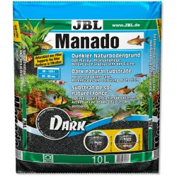 Substrat JBL Manado Dark 10 L