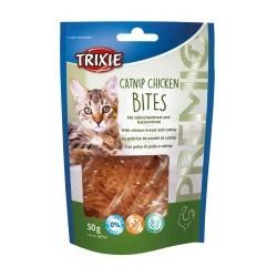 Friandises Catnip chicken...