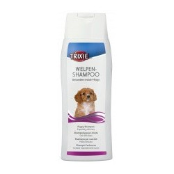 Shampoing Chiot 250ml Trixie